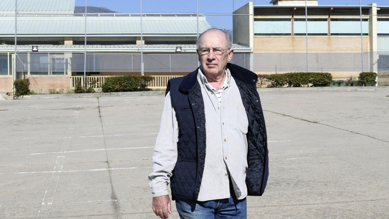 Banqueros en el banquillo.Miguel López estata en libertad provisional desde el pasado mes de marzo tras depositar una fianza de 150.000 euros