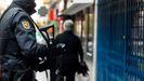 Imagen de archivo de una operación policial contra el yihadismo