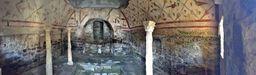 Se cumplen 90 años de las primeras excavaciones hechas en el monumento y el último estudio aporta otro paso en la evolución de las interpretaciones del templo.