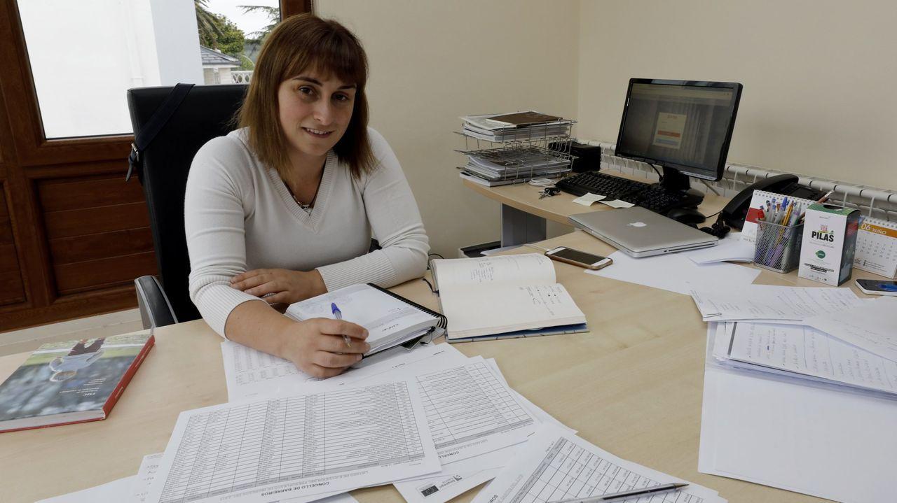 Imagen de archivo de la alcaldesa de Barreiros
