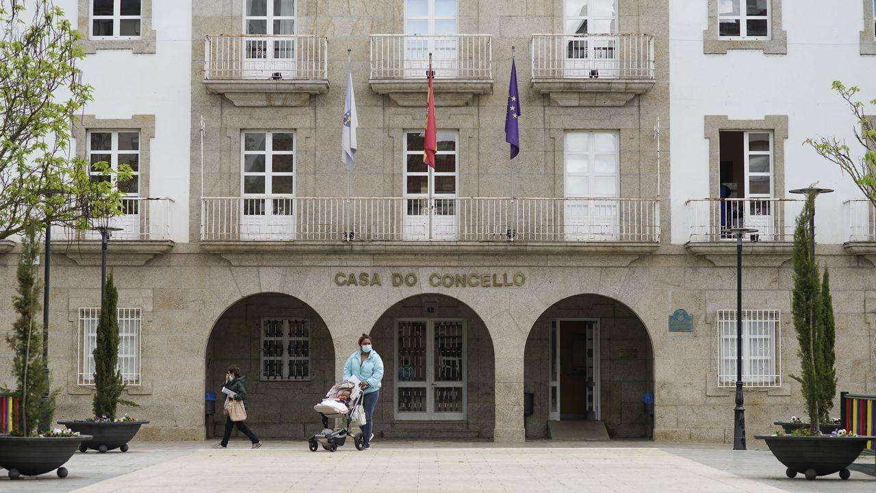 Casa Consistorial de Verín