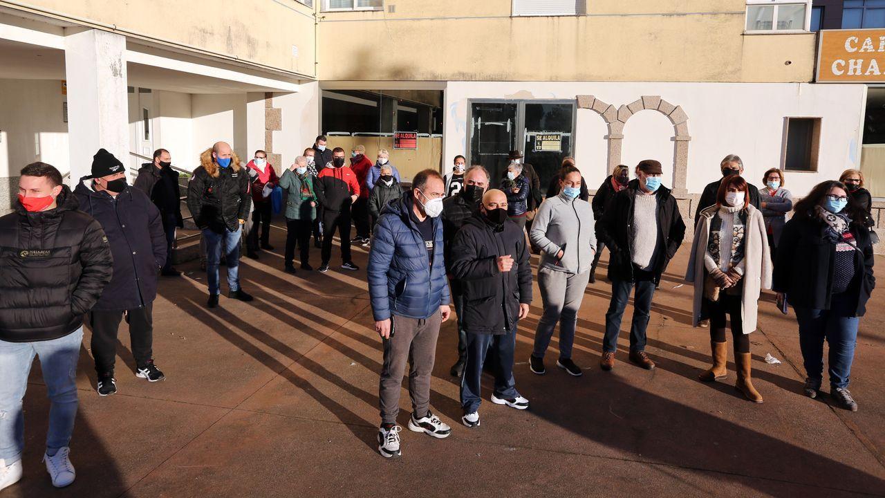Las imágenes del derbi entre el Pontevedra y el Racing