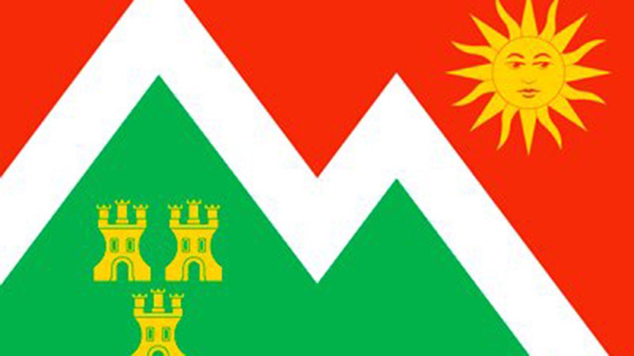 Banderas de los concejos asturianos