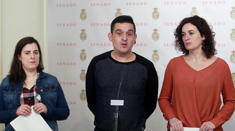 ¿Está en peligro el equilibrio entre las mareas y el PSOE?.Rocío Frutos, Pilar Cancela, Susana Sumelzo y Gómez.