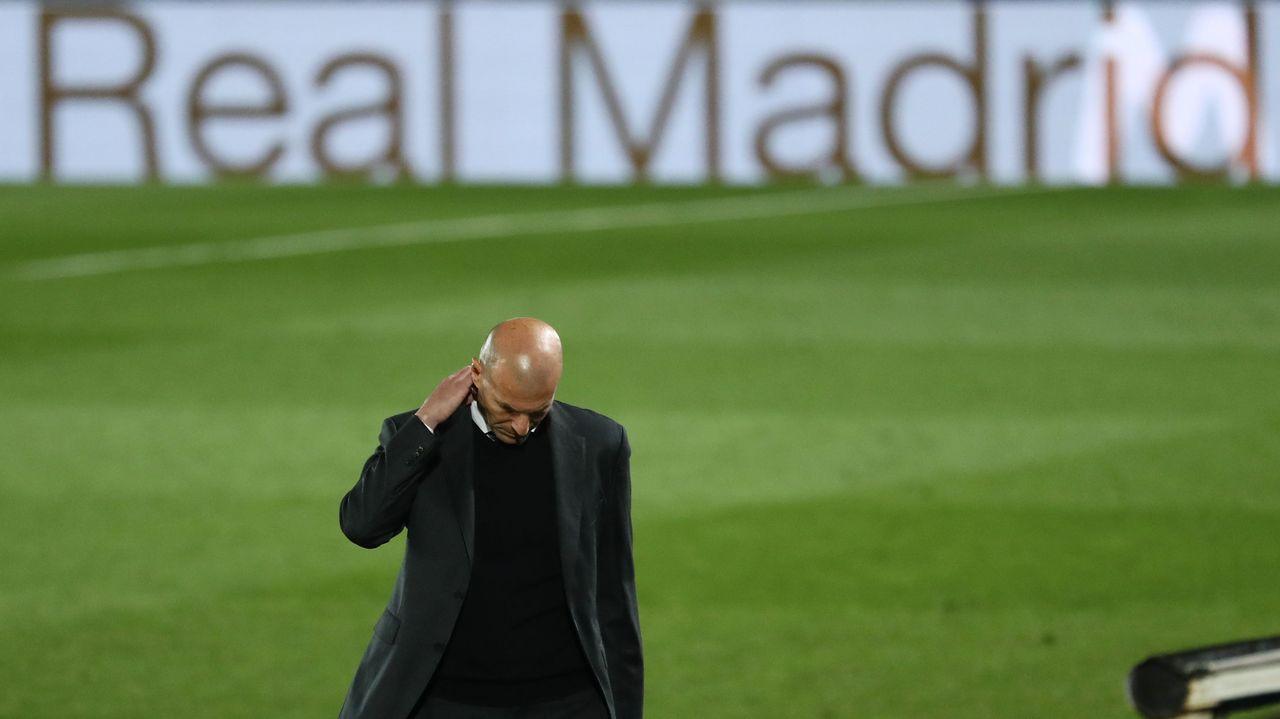 En directo: El Real Madrid despide a Sergio Ramos.Fernando Alonso
