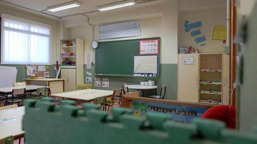 Los colegios de toda España permanecerán cerrados al menos hasta el final de Semana Santa