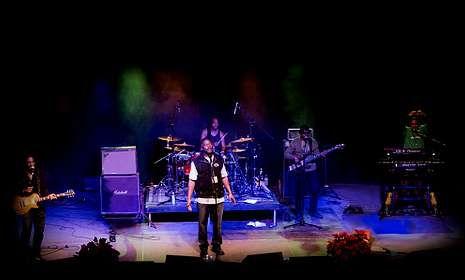 The Original Wailers llenarán de tintes reggae la Sala Capitol esta noche, a partir de 20.30 horas.