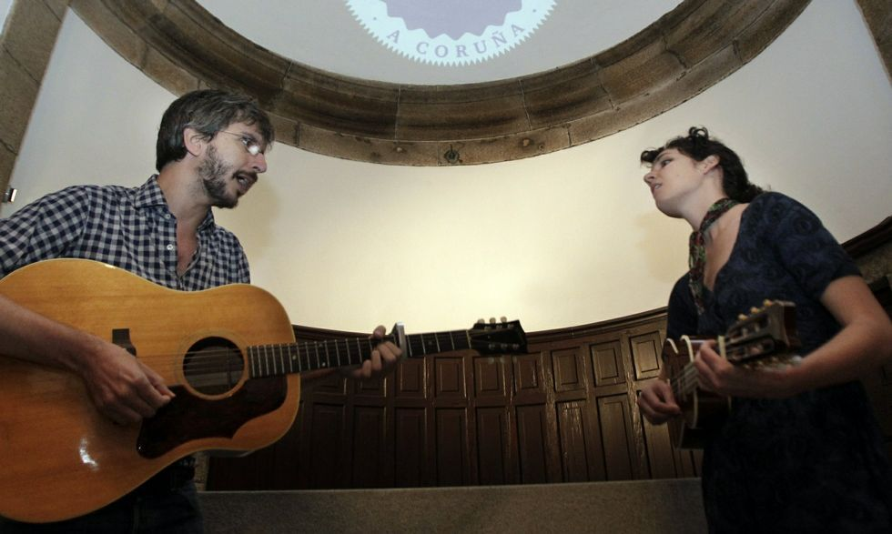 El coruñés Xoel López actuará en el Museo de Belas Artes.