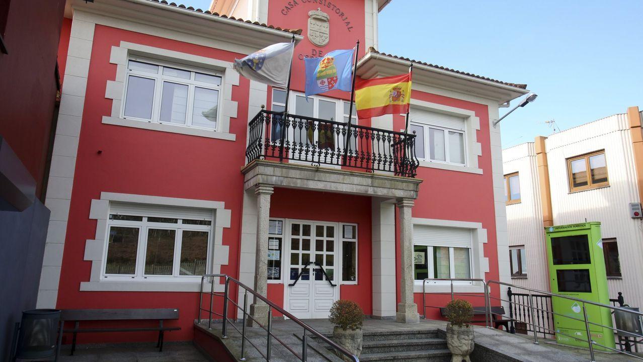 Establecimiento del municipio de As Somozas, en el que la hostelería no tuvo que cerrar