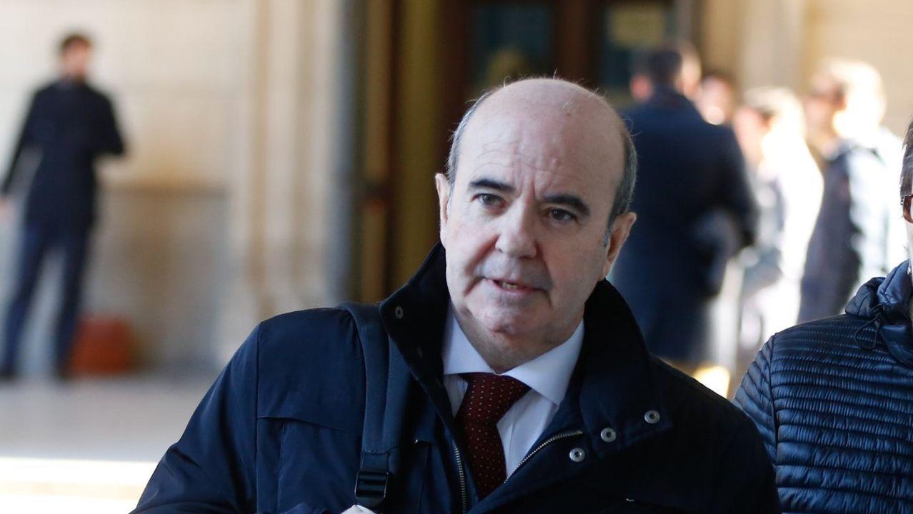 Gaspar Zarrías, exconsejero de Presidencia, condenado 9 años de inhabilitación por delito continuado de prevaricación
