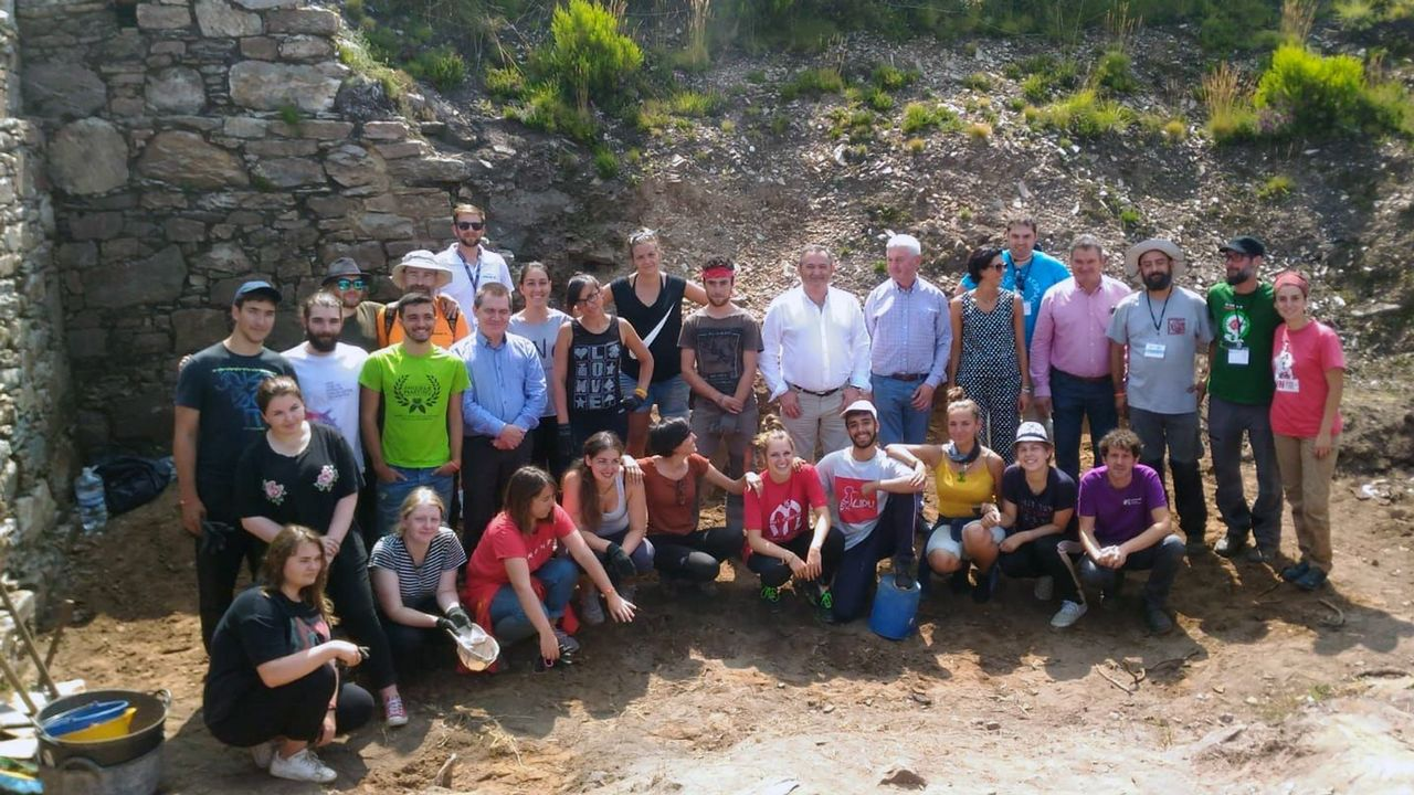 XVIII Encontro Internacional de Torneiros da Madeira, en Xermade
