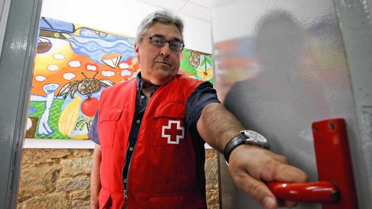 El «Cantabria» zarpa al frente de la UE para luchar «contra la peor mafia»