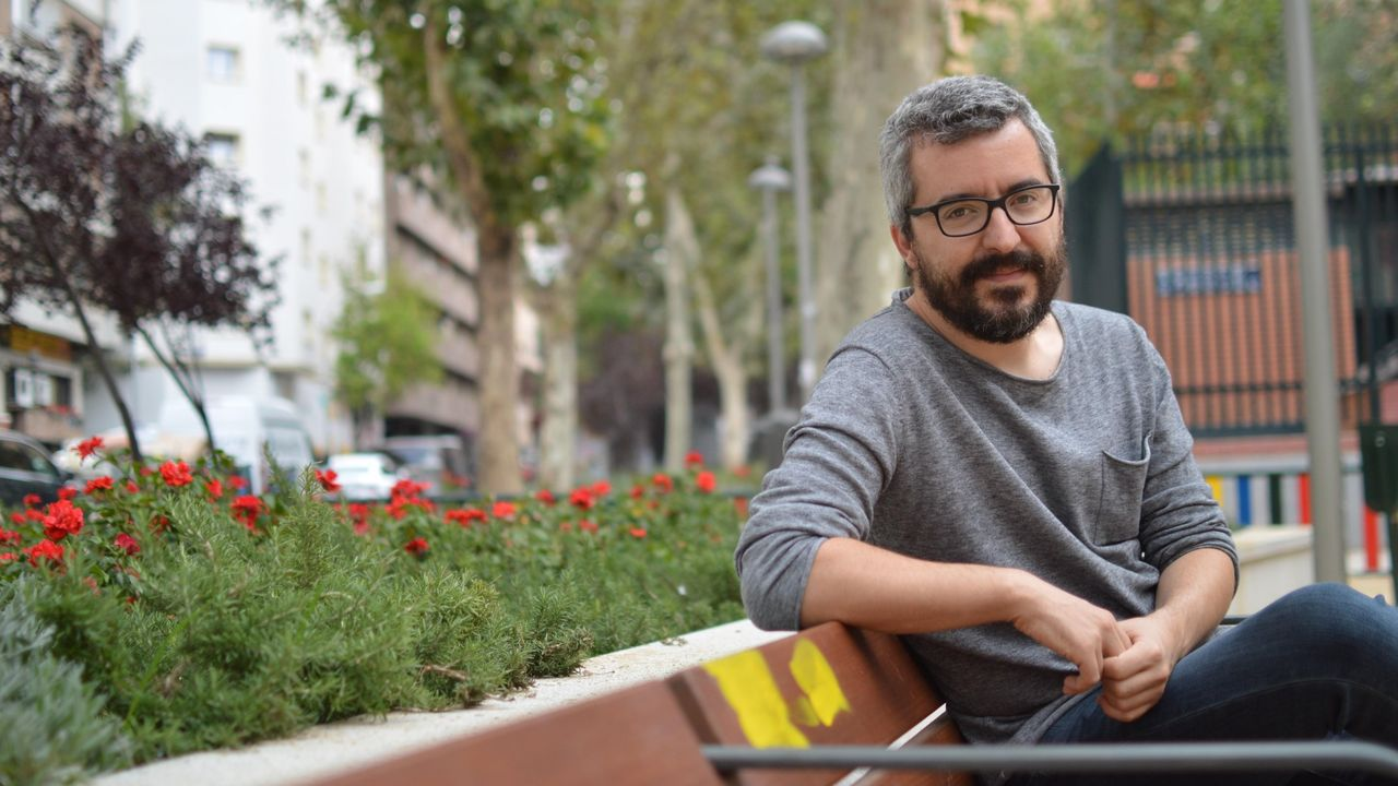 Mitin de Pedro Sánchez en Ourense.Quim Torra, durante una reunión el viernes por videoconferencia con representantes del sector turístico