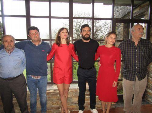 Blanca Suarez y Mario Casas en una foto de archivo