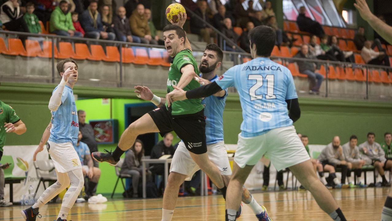 El Soneira y el San Lorenzo fueron contundentes con sus rivales ¡Mira las imágnes!