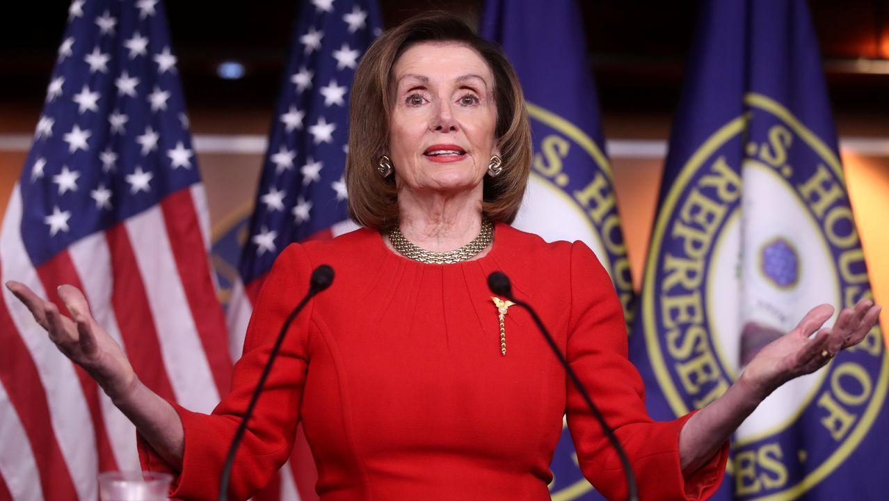 Pelosi alega que los republicanos que controlan el Senado no han ofrecido garantías de un juicio político justo