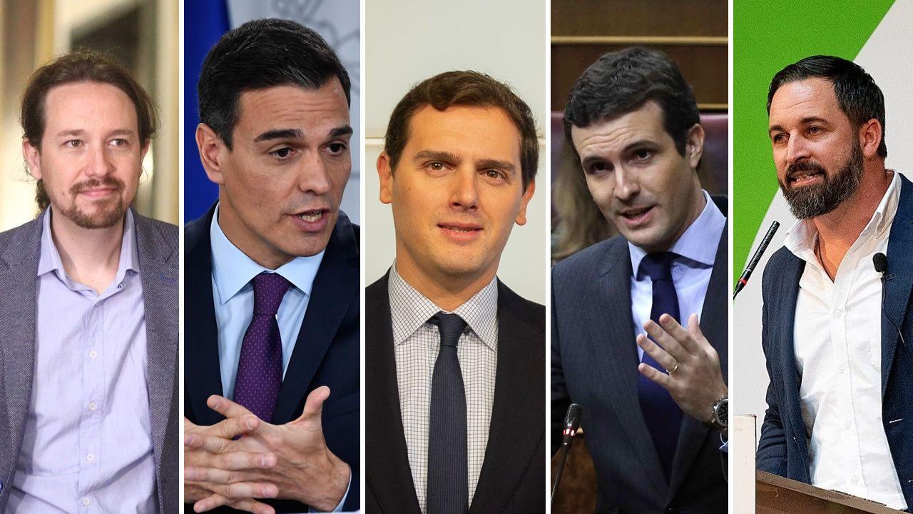 La oposición cuestiona los resultados del CIS.Pablo Iglesias