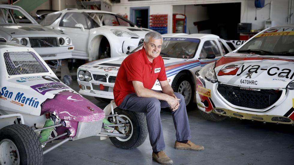 El nuevo John Cooper Works Rally de Mini.El nuevo John Cooper Works Rally de Mini