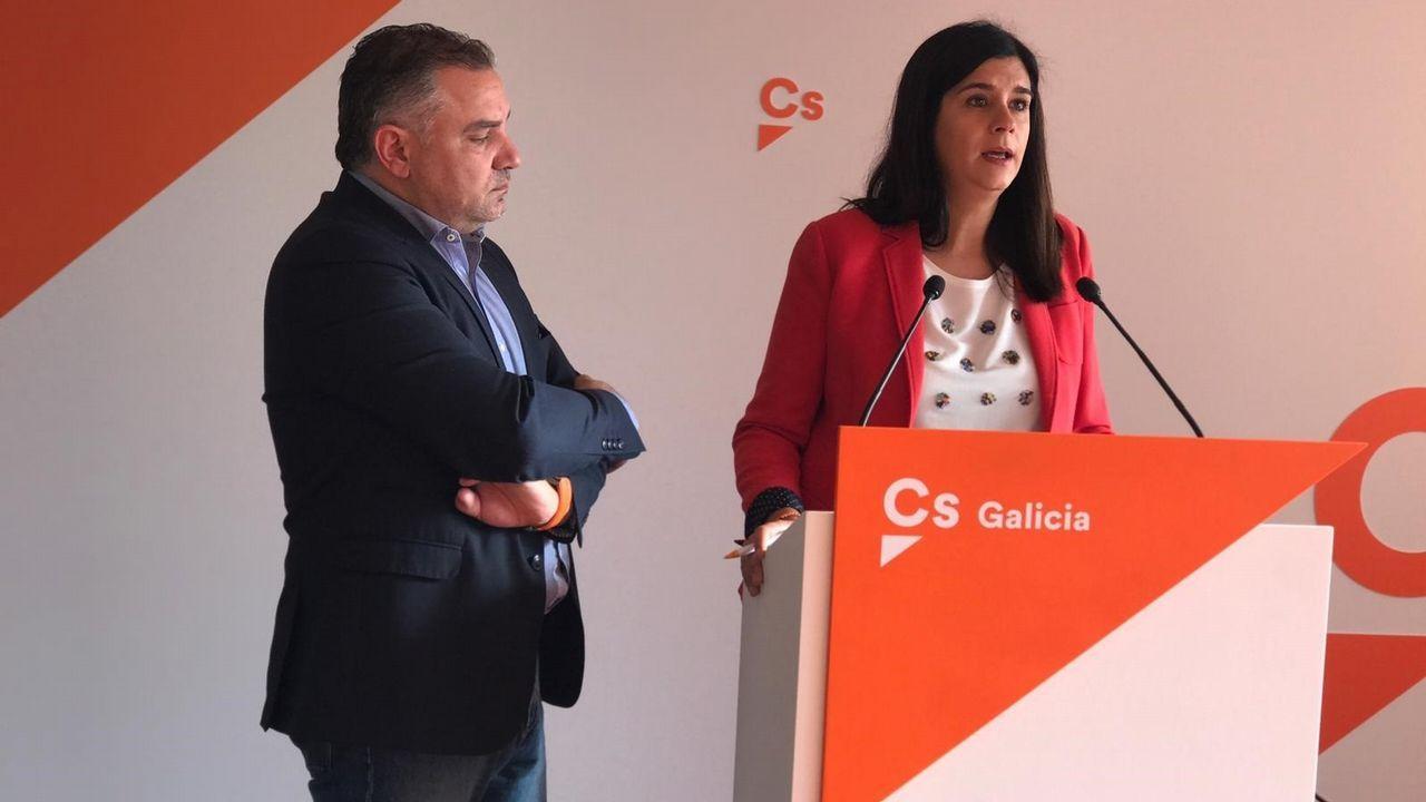 Ana Beltrán, vicesecretaria de Organización del PP, en una imagen de archivo
