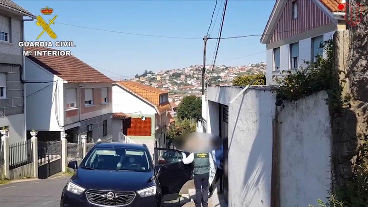 Detención del timador de Vigo que vendía falsas mascarillas a residencias de ancianos.Camino López presenta y da clases de arte en «Aprendemos en casa»