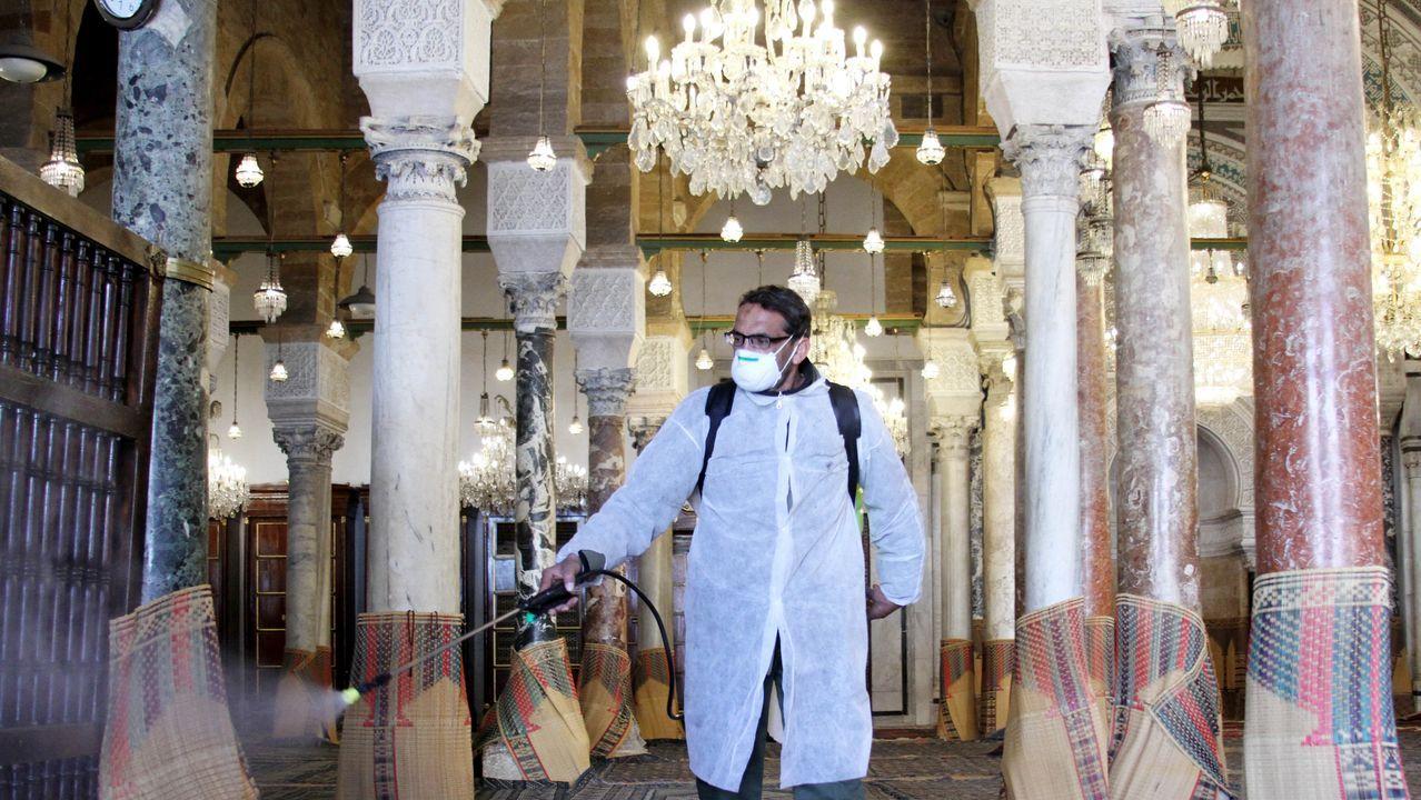 Túnez reabre mañana sus mezquitas, además de restaurantes y hoteles