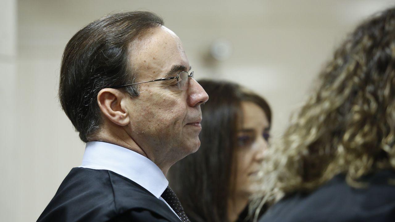 El abogado de la familia Quer en la novena jornada del juicio