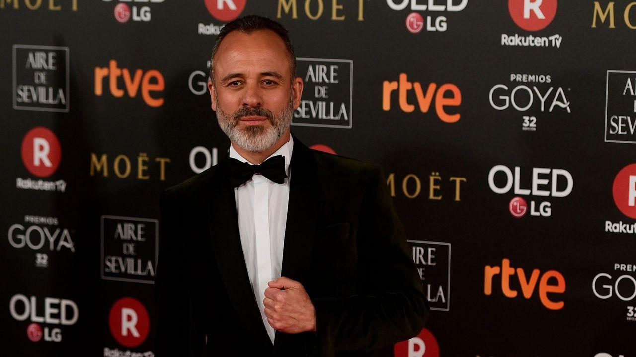 Jon Garano recibe el premio a Mejor Guion Original por «Handia»