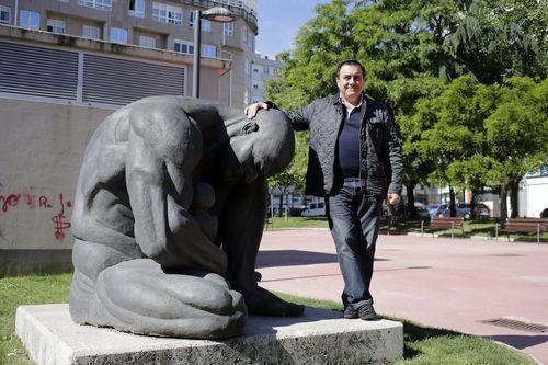 Las estación de autobuses de Gijón, vacía