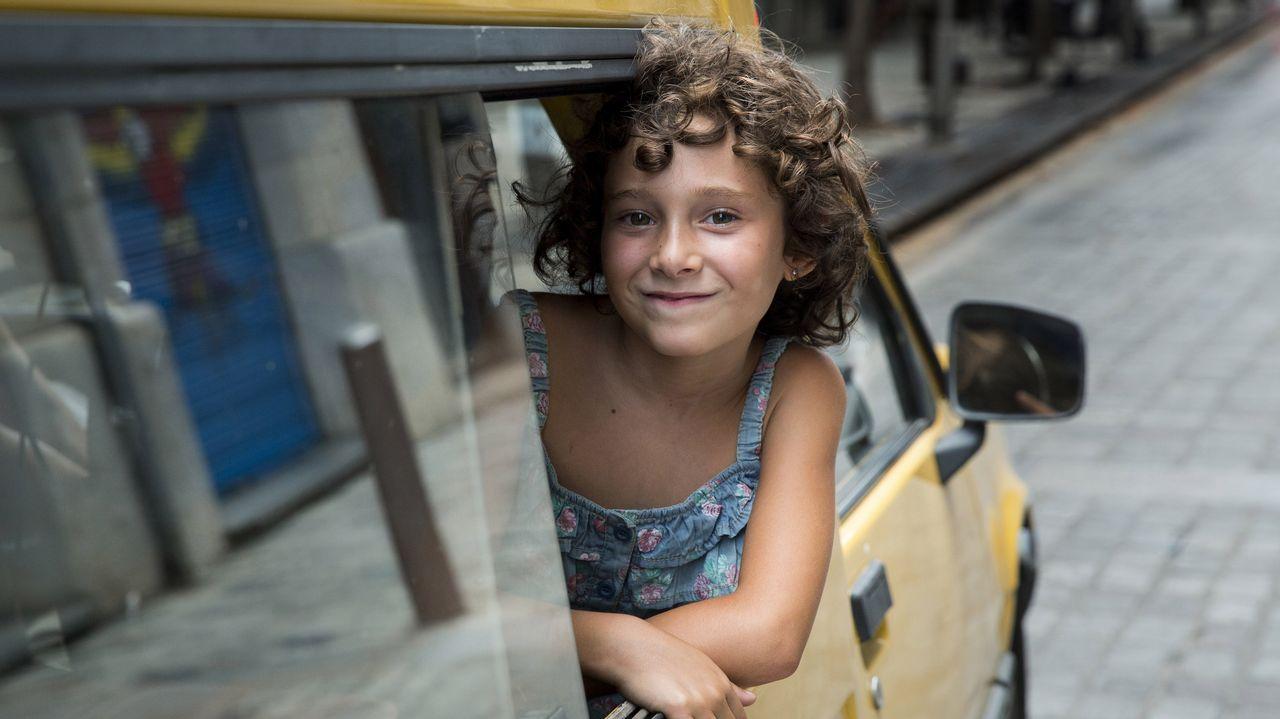 Laia Artigas encarna a la niña Frida en «Verano 1993».