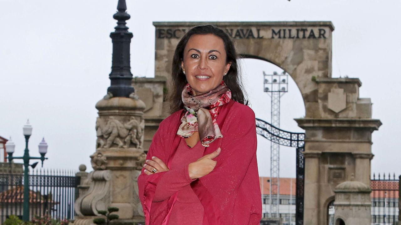 MARÍA RAMALLO. Número 1 del PP por la provincia de Pontevedra
