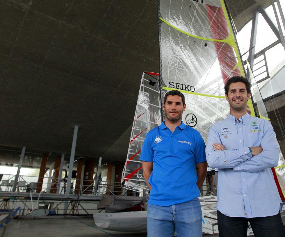Antón y Carlos quemarán todas sus naves para optar a Río.