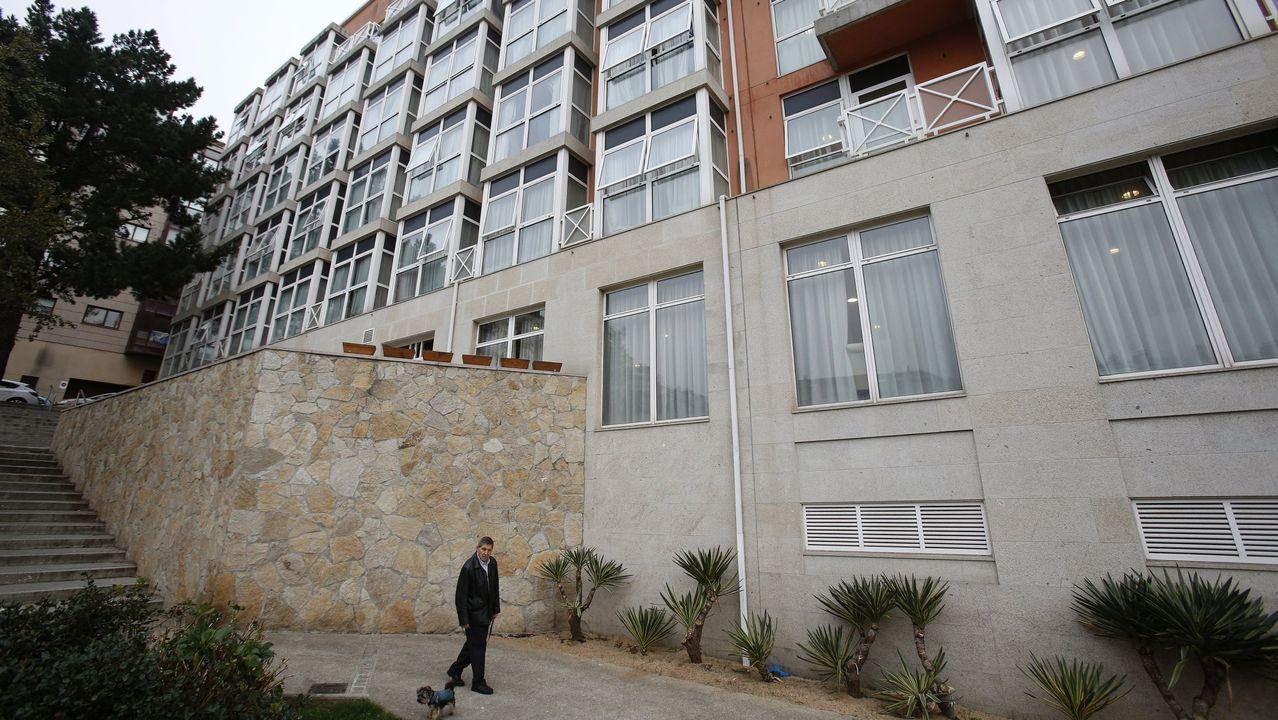 Residencia Sanitas en Santo Tomás, A Coruña