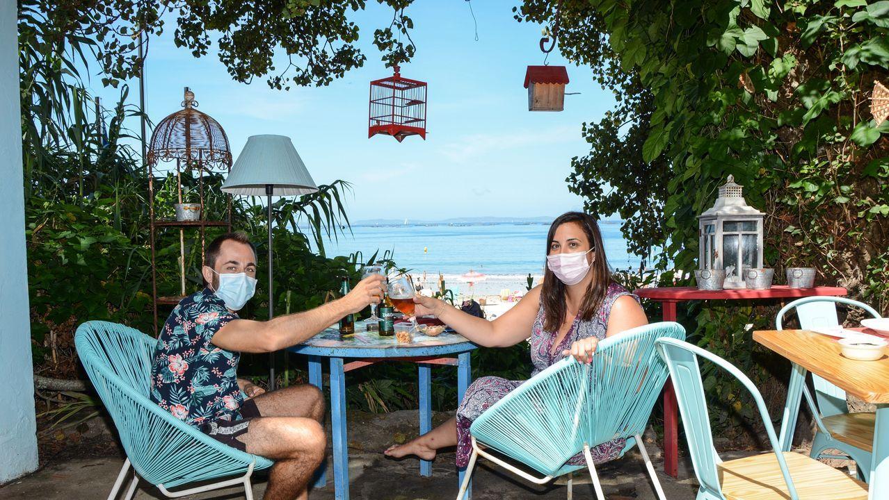 Los ecologistas bajaron al embalse de Frieira