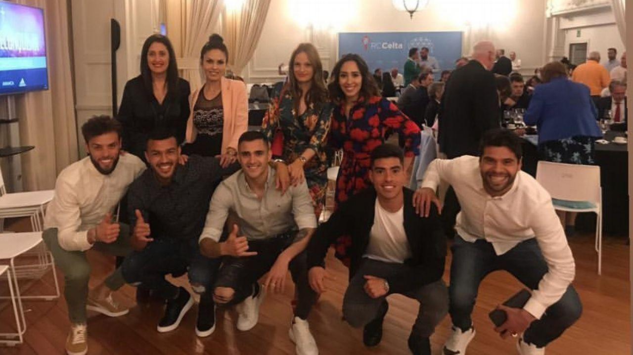 Cena de fin de temporada 2018/2019 del Celta