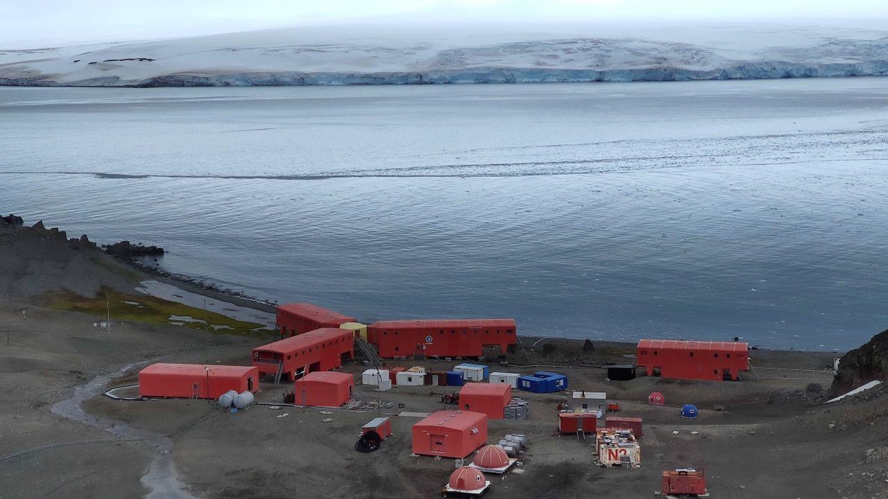 Así es la base de la Antártida Juan Carlos I