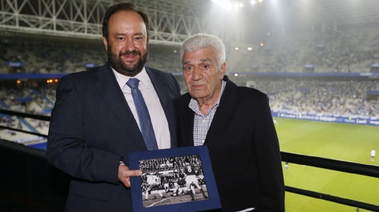 Jorge Menéndez Vallina y Miguel Sánchez Ruz