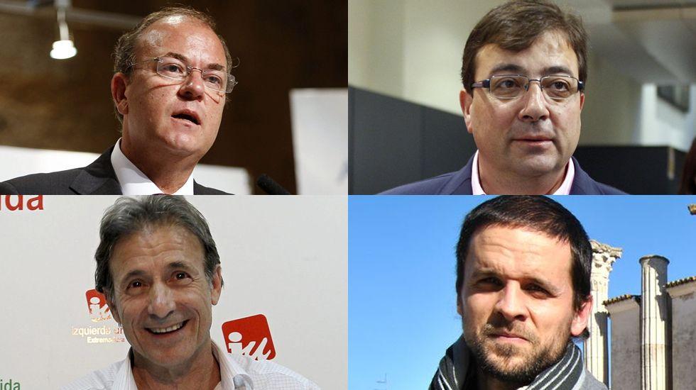 Ada Colau: «Sí se podía».José Ignacio Ceniceros. La Rioja. El presidente del Gobierno de La Rioja se impuso 109 votos a Gamarra, alcaldesa de Logroño.