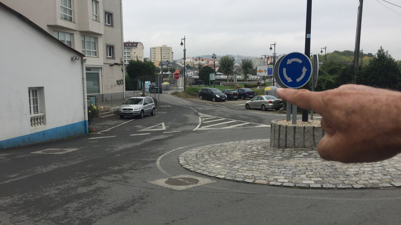 Estado de la casa de Rosario Porto en Teo