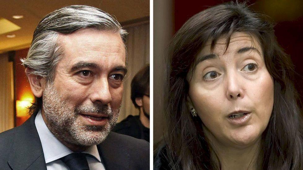 Grande Marlaska anuncia el fin de las controvertidas concertinas.Iglesias y Sánchez se abrazan tras prosperar la moción de censura
