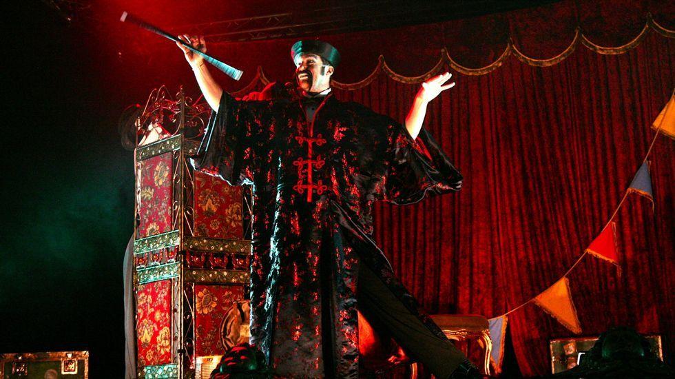 «Varekai».El espectáculo del Circo del Sol del 2013 fue visto por 50.000 personas en el Coliseo.
