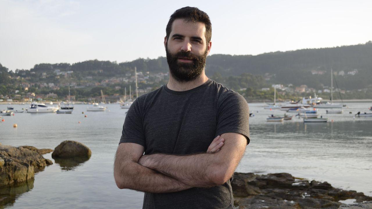 Javier Mur, el profesor que ha inspirado la película «Uno para todos» por su innovador proyecto para integrar en el aula a un alumno con cáncer