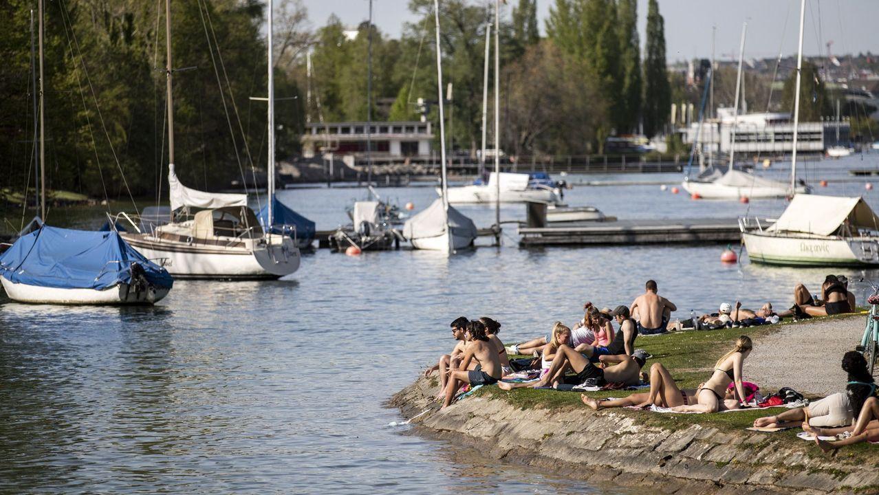 La primera fase de la desescalada en Suiza comenzará el lunes 27