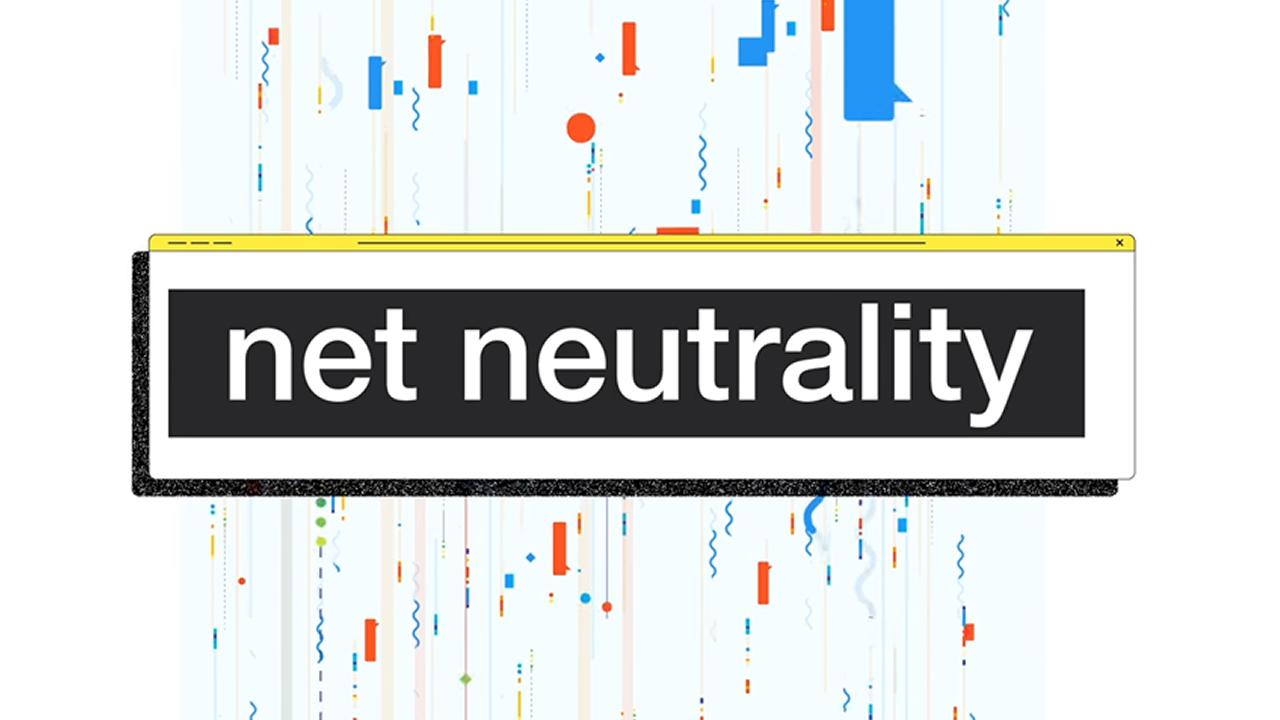 Imagen de la organización Battle for the Net defendiendo la Neutralidad en la Red