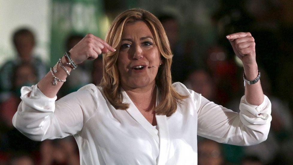 Diecisiete críticos del PSOE presentan sus dimisiones de la Ejecutiva Federal.Faustino Blanco