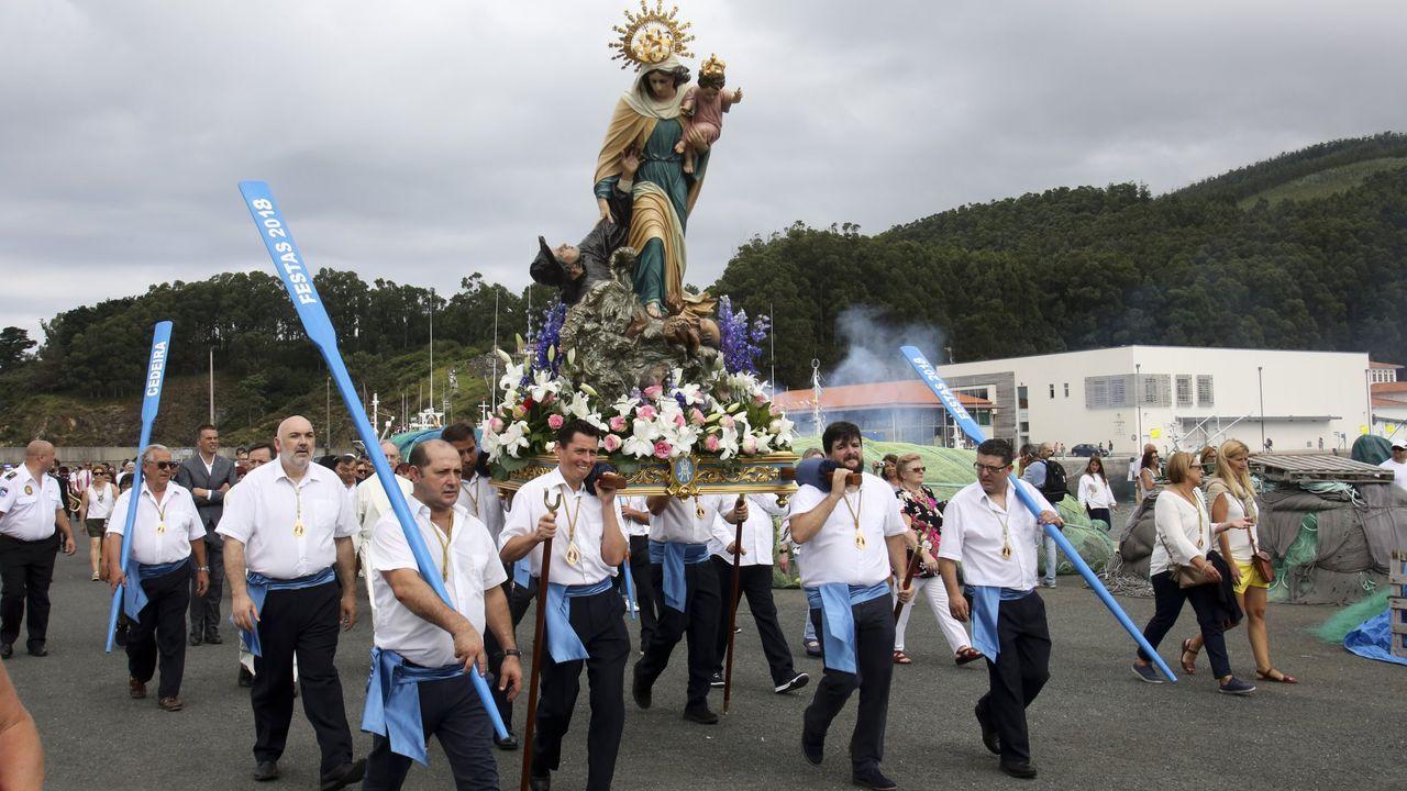 Acto de precampaña del BNG en Xinzo de Limia