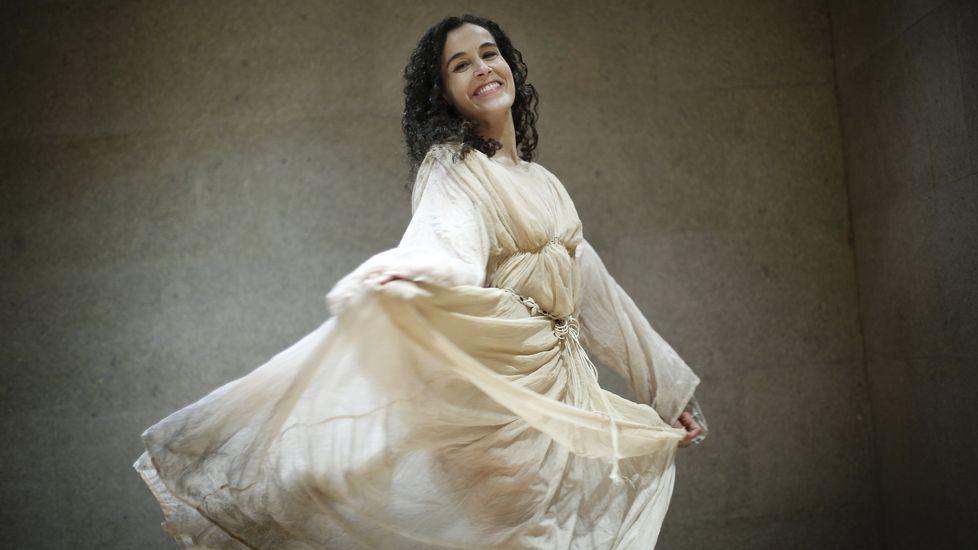 La madre que vio morir a seis hijos.Manuela Varela