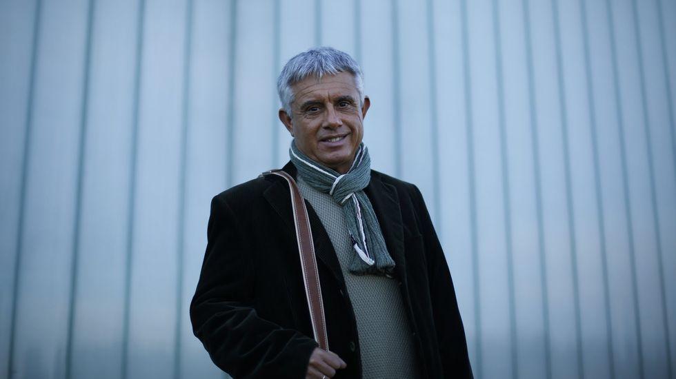 Comparecencia de los ministros de Educación y Ciencia e Innovación.Pedro Armas, vicepresidente de la CIUG, en una foto de archivo