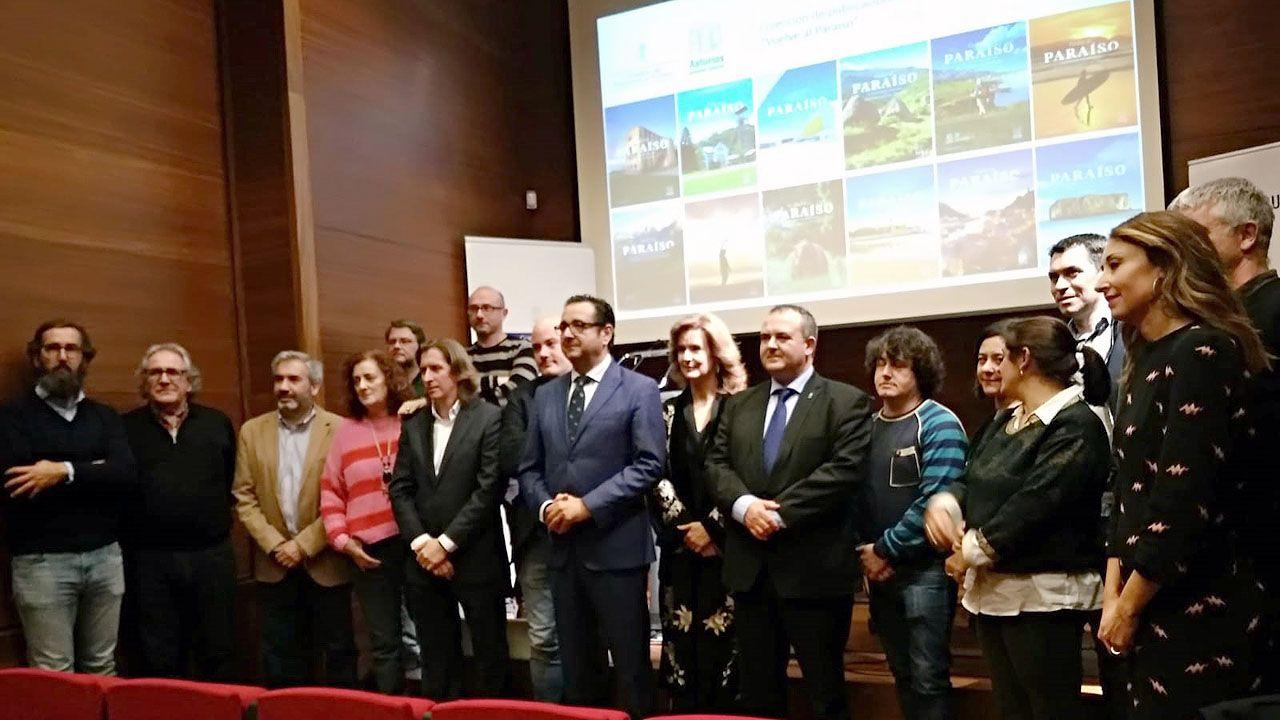 Presentación de las guías de Turismo de Asturias