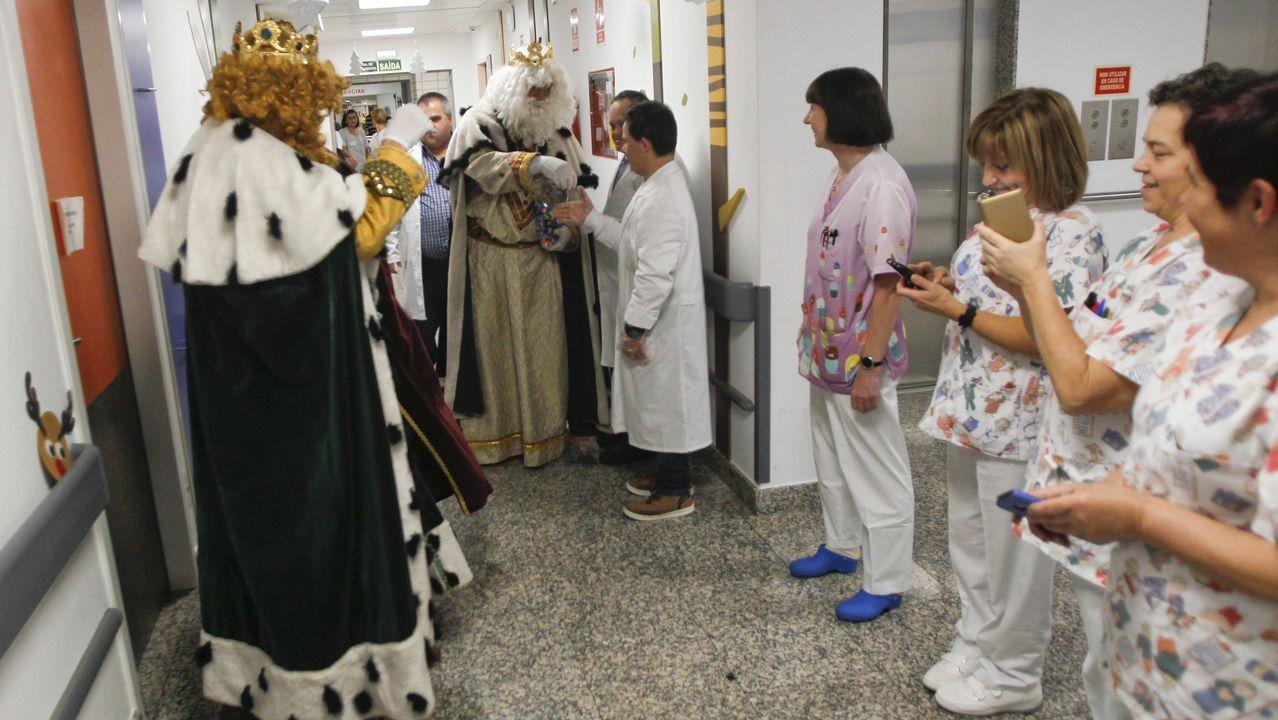 HOSPITAL ARQUITECTO MARCIDE, EN FERROL