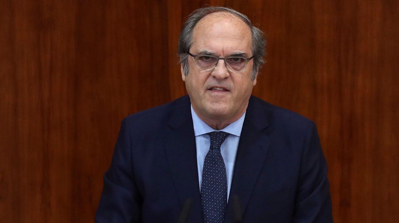 Aguado asegura que Cs no pactará con el PSOE en la Comunidad de Madrid.Javier Fernández y Adrián Barbón